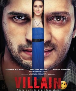 14may ekvillainmusic 250x300 Ek Villain Movie Review