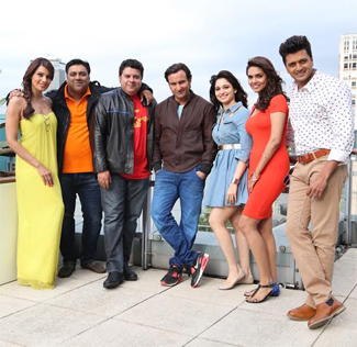 14may humshakalspromo Magnum Opus start for the trailer of Humshakals!!