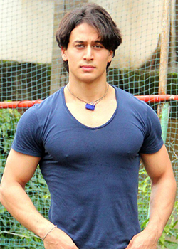 14may tiger Tiger Shroff adopts Jaan   an endangered tiger