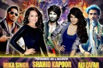 Bollywood Showstoppers 2014 Official Poster