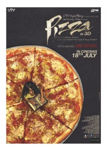 Pizza poster 212x300 Fear has a new taste   Pizza!