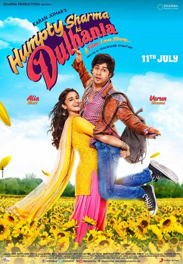 hskdposter02 612x884 Humpty Sharma Ki Dulhania Trailer Hits 1.7 Million views plus some pics and a synopsis!