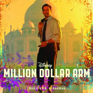 14jun MillionDollarArm 300x300 Million Dollar Arm Music Review