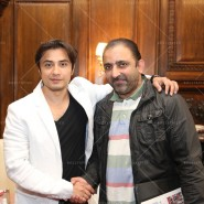 14jun AliZafarBollywoodShowstoppers46 185x185 In Pictures: Ali Zafar at Bollywood Showstoppers Press Conference