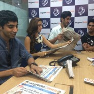 14jun FuglyAhmedabad01 185x185 Cast of Fugly promotes movie in Kolkata and Ahmedabad