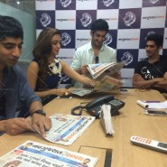 14jun FuglyAhmedabad02 185x185 Cast of Fugly promotes movie in Kolkata and Ahmedabad