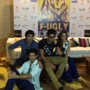 14jun FuglyAhmedabad07 185x185 Cast of Fugly promotes movie in Kolkata and Ahmedabad