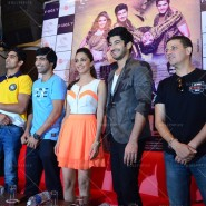 14jun FuglyKolkata02 185x185 Cast of Fugly promotes movie in Kolkata and Ahmedabad