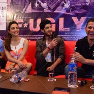 14jun FuglyKolkata03 185x185 Cast of Fugly promotes movie in Kolkata and Ahmedabad