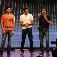 14jun FuglyMumbai01 185x185 Cast of Fugly attends SHIAMAK Summer Funk 2014