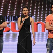 14jun FuglyMumbai03 185x185 Cast of Fugly attends SHIAMAK Summer Funk 2014