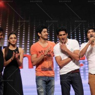 14jun FuglyMumbai06 185x185 Cast of Fugly attends SHIAMAK Summer Funk 2014