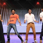 14jun FuglyMumbai08 185x185 Cast of Fugly attends SHIAMAK Summer Funk 2014
