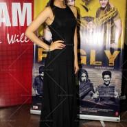 14jun FuglyMumbai10 185x185 Cast of Fugly attends SHIAMAK Summer Funk 2014