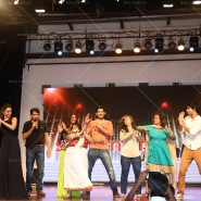 14jun FuglyMumbai12 185x185 Cast of Fugly attends SHIAMAK Summer Funk 2014