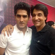 14jun FuglyMumbai14 185x185 Cast of Fugly attends SHIAMAK Summer Funk 2014
