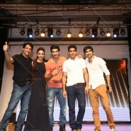 14jun FuglyMumbai16 185x185 Cast of Fugly attends SHIAMAK Summer Funk 2014