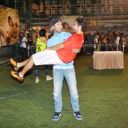 14jun RanbirArmaanFootballLHDD10 185x185 Cousins Armaan and Ranbir get the Football Fever