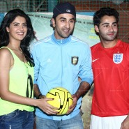 14jun RanbirArmaanFootballLHDD13 185x185 Cousins Armaan and Ranbir get the Football Fever