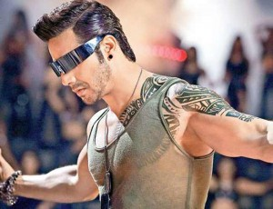 14jun VarunDhawanTheRockTattoos 300x230 Varun Dhawans tattoos get The Rock solid approval