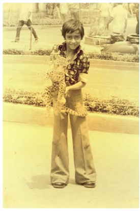 14jun ajaywildcats Singham aka Ajay Devgn mesmerized by Wild Cats since childhood