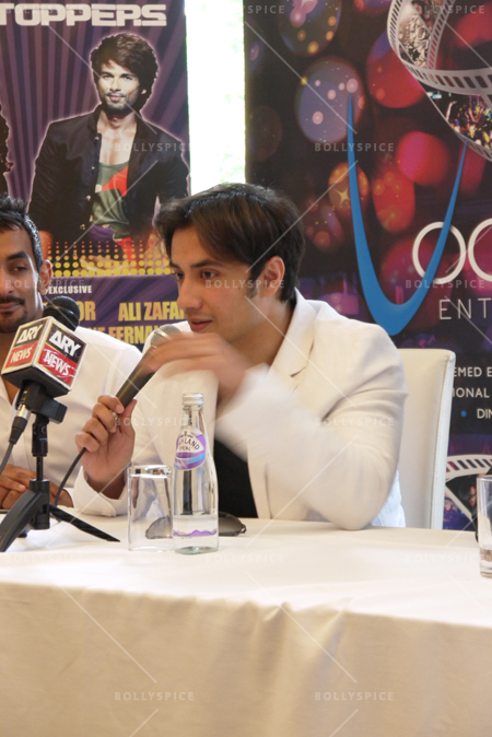14jun alizafarshowstoppers 11 Bollywood Showstoppers Press Conference with Ali Zafar