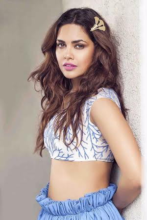 14jun eshaguptainterview 02 It was a lot of fun filming as it's a typical Sajid Khan movie.   Esha Gupta