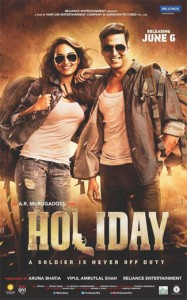 14jun holidaymovie 187x300 Akshays Holiday expected to edge past Jai Ho as biggest of 2014