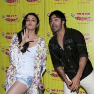 14jun hskdradiomirchi 09 185x185 In Pictures: Varun Dhawan & Alia Bhatt promoting Humpty Sharma Ki Dulhaniya at Radio Mirchi