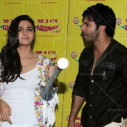 14jun hskdradiomirchi 10 185x185 In Pictures: Varun Dhawan & Alia Bhatt promoting Humpty Sharma Ki Dulhaniya at Radio Mirchi