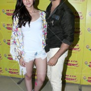 14jun hskdradiomirchi 16 185x185 In Pictures: Varun Dhawan & Alia Bhatt promoting Humpty Sharma Ki Dulhaniya at Radio Mirchi