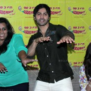 14jun hskdradiomirchi 18 185x185 In Pictures: Varun Dhawan & Alia Bhatt promoting Humpty Sharma Ki Dulhaniya at Radio Mirchi