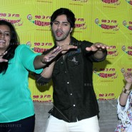 14jun hskdradiomirchi 22 185x185 In Pictures: Varun Dhawan & Alia Bhatt promoting Humpty Sharma Ki Dulhaniya at Radio Mirchi