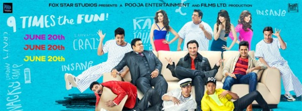 14jun humshakalsreview 612x226 Humshakals Movie Review