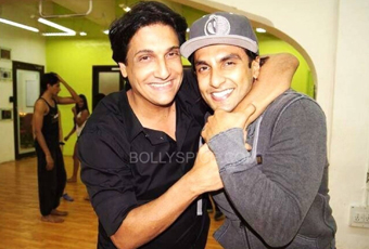 14jun shaimakiifa 05 Shiamak Davar: Bollywood is at its best at IIFA this year, the colors, the celebration; it will all come together on one stage!