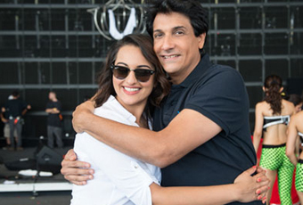 14jun shaimakiifa 06 Shiamak Davar: Bollywood is at its best at IIFA this year, the colors, the celebration; it will all come together on one stage!