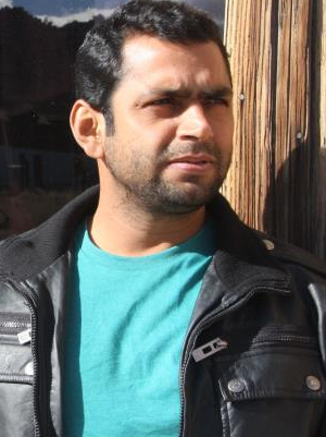 14jun sharibinterview 02 The message of Filmistaan is that cinema can transcend all borders, all barriers   Sharib Hashmi