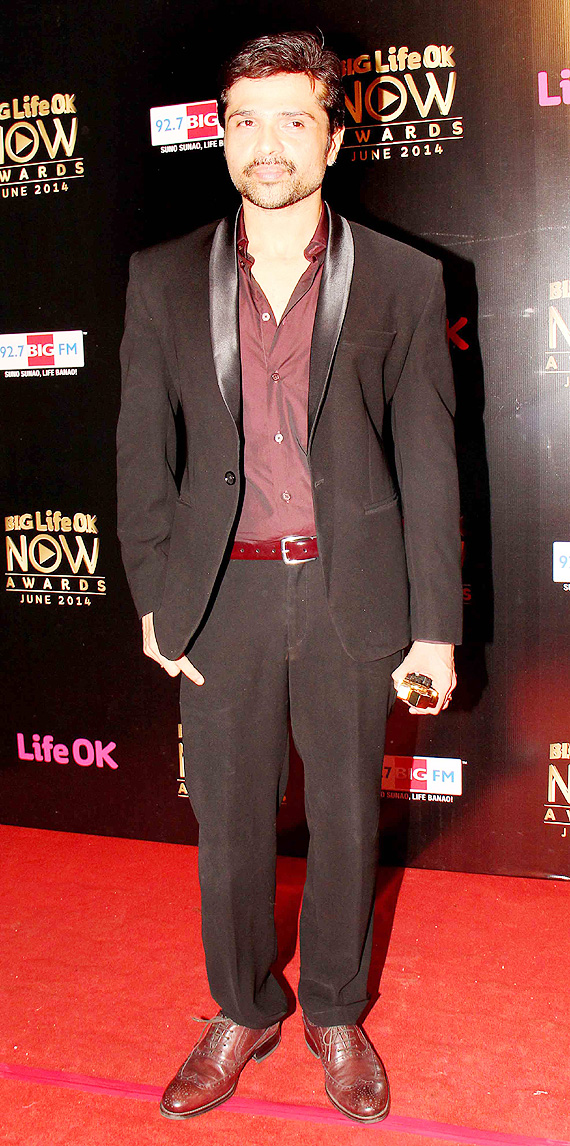 14jun whwn LifeOKawards03 Whos Hot Whos Not: Life OK Now Awards 2014