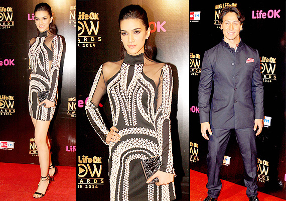 14jun whwn LifeOKawards05 Whos Hot Whos Not: Life OK Now Awards 2014