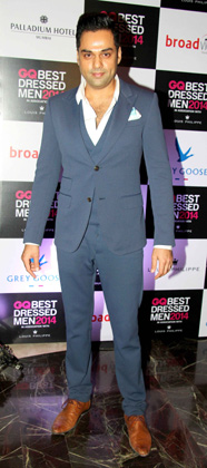 14jun whwngq abhay Whos Hot Whos Not: GQ best dressed male