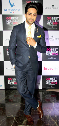 14jun whwngq ayushmann Whos Hot Whos Not: GQ best dressed male