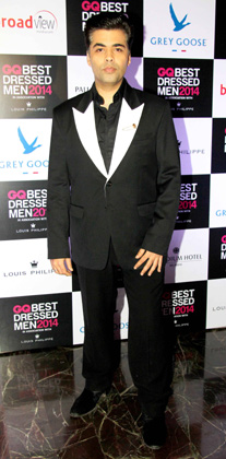 14jun whwngq karan Whos Hot Whos Not: GQ best dressed male