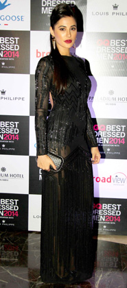 14jun whwngq nargis Whos Hot Whos Not: GQ best dressed male