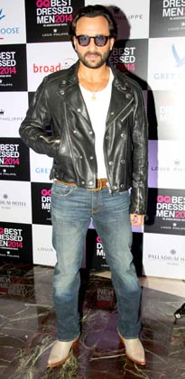 14jun whwngq saif Whos Hot Whos Not: GQ best dressed male