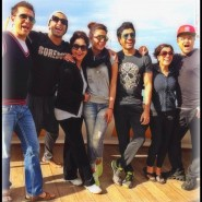 DDDlocationpics14 185x185 On Location with Priyanka Chopra, the cast and crew of Dil Dhadakne Do