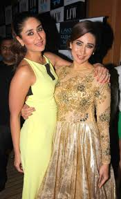 Kareena and Karishma kapoor Bebo and Lolo team up to support their cousin Armaan