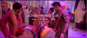 bombaybicycleclubfeel 300x132 British Band Bombay Bicycle Club Goes Bollywood for Feel!