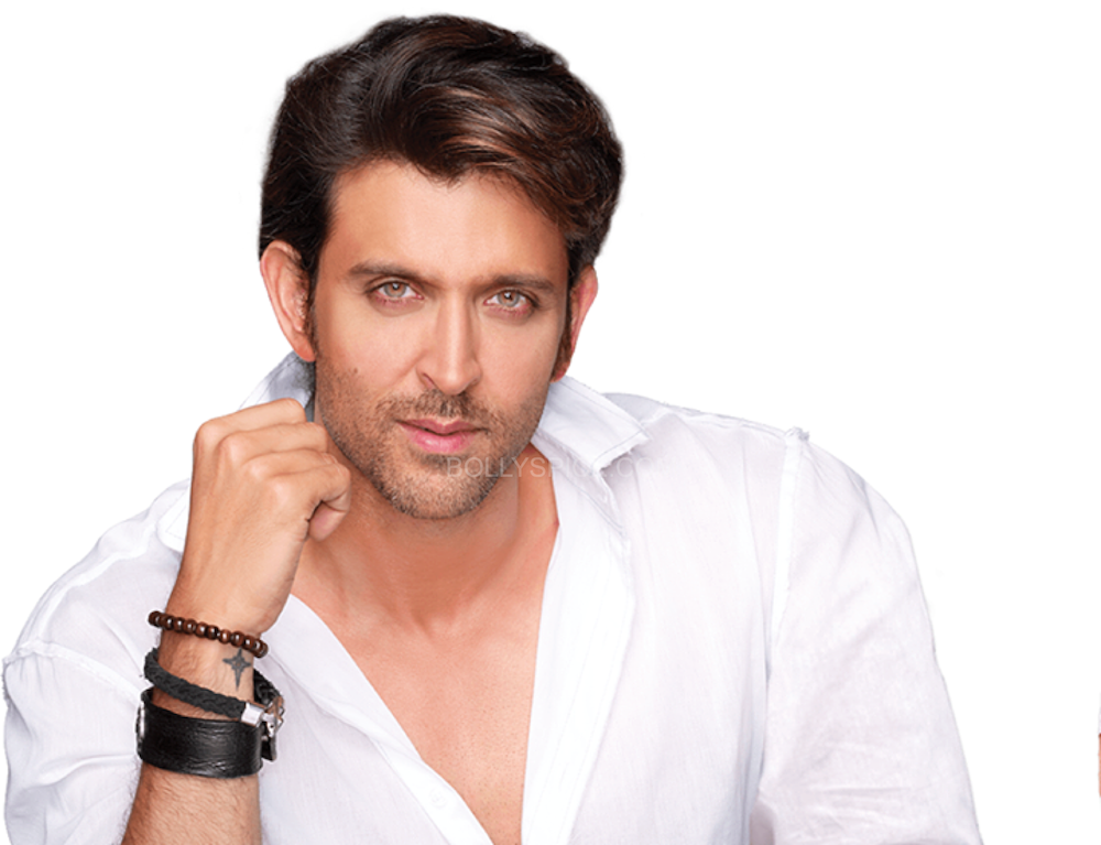 hrithikHE11 Hrithik turns Brand ambassador for He Deo
