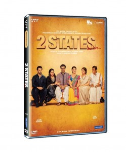 image1 249x300 2 States all set to captivate audiences on Blu ray™, DVD & VCD!