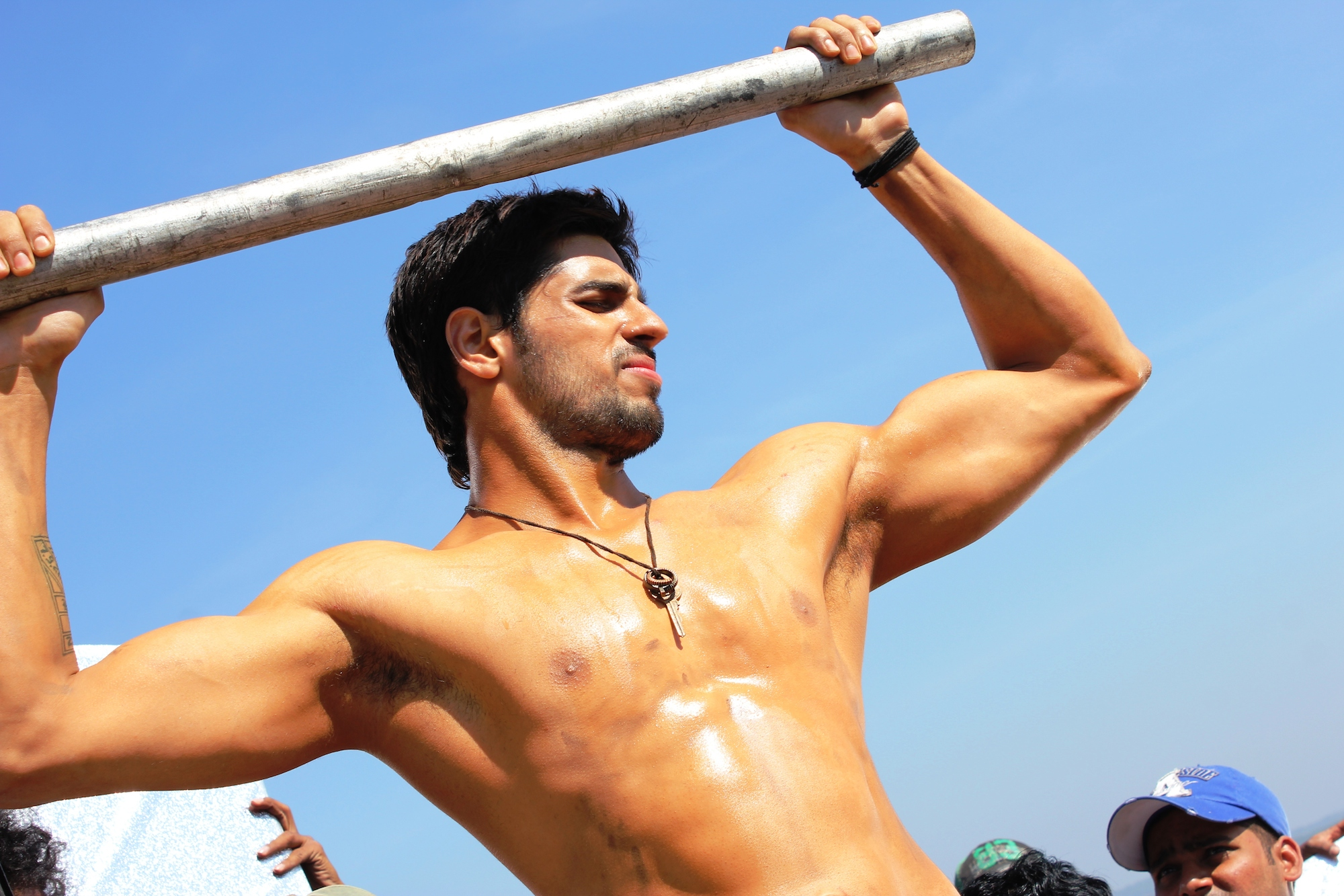 sid bare body Sidharth Malhotra turns Action Hero with Ek Villain